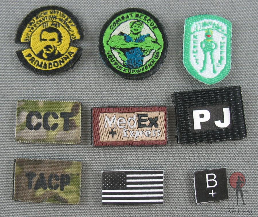 Soldier Story - Badge Set - USAF