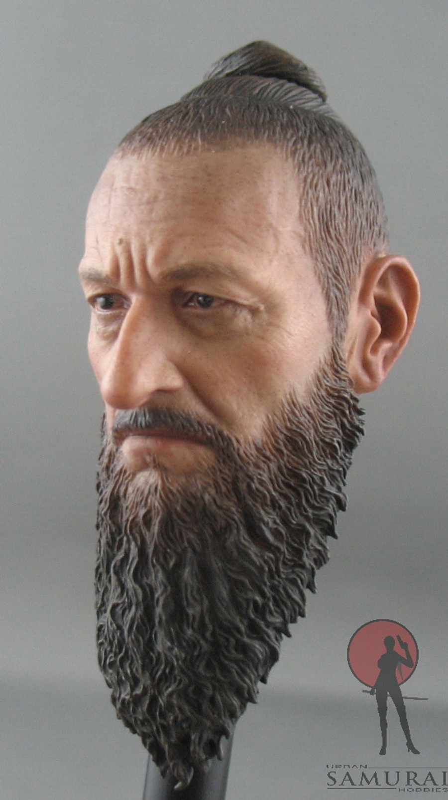 Hot Toys - Head - Mandarin - Ben Kingsley