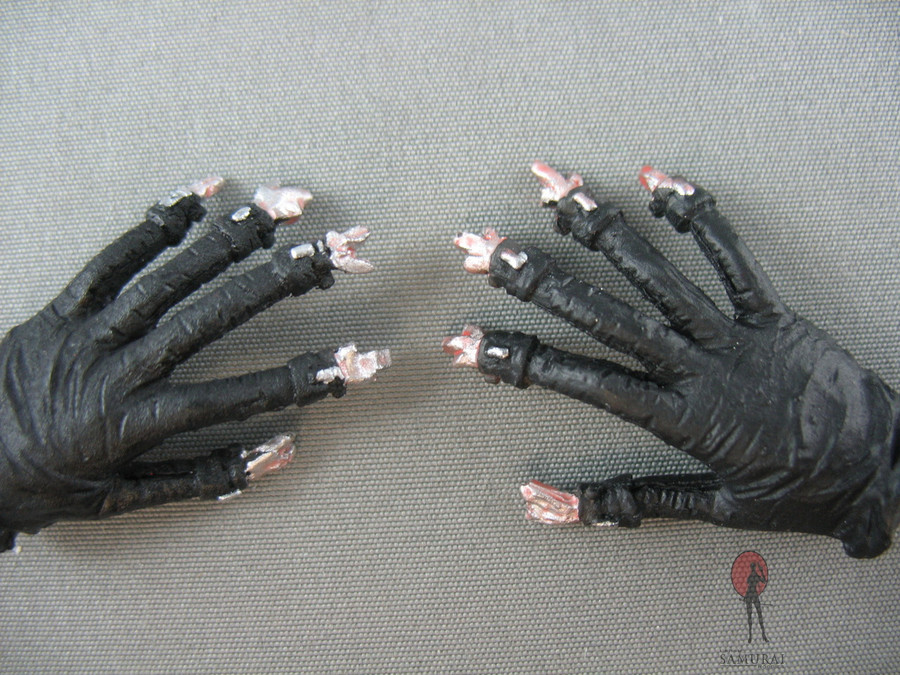 Kumik - Hands - Gloved & Clawed
