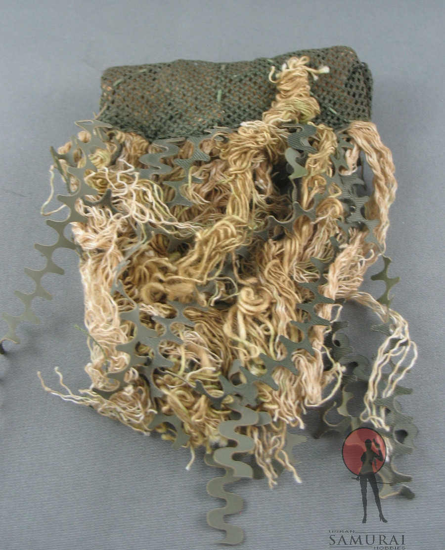 DAM - Camouflage - Netting And Layering (Packed)