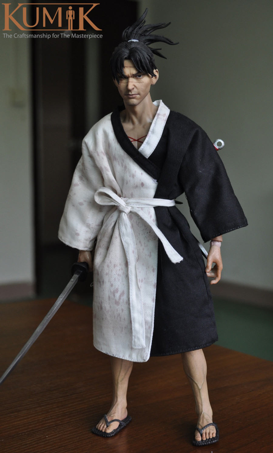 Kumik -Blade of the Immortal - Manji -  Samurai
