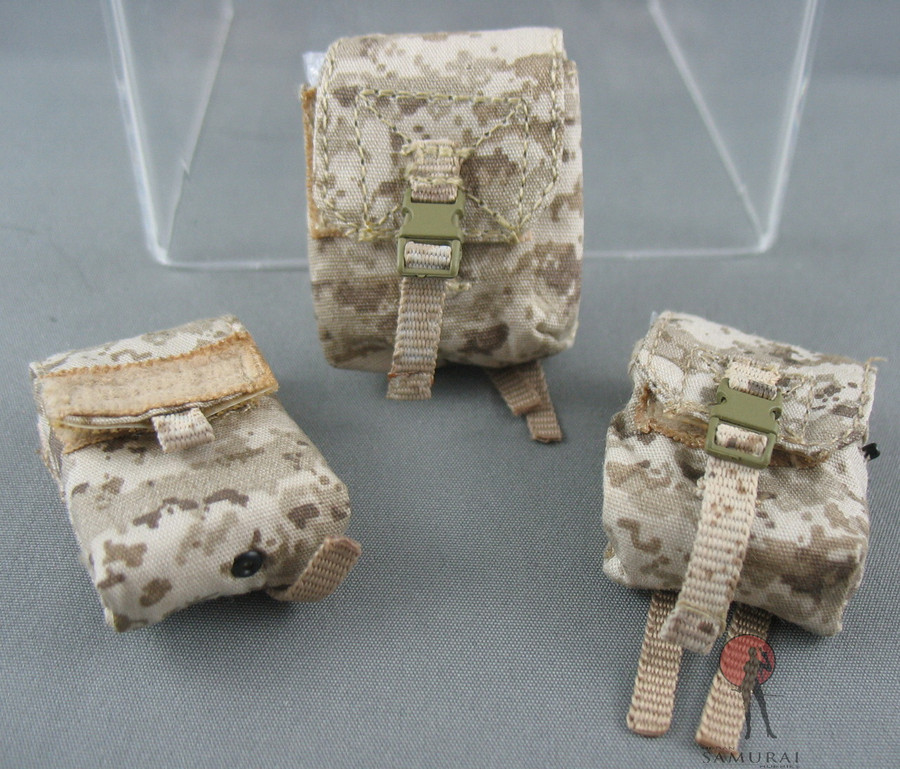 Soldier Story - Pouch Set - Desert Digital Camo