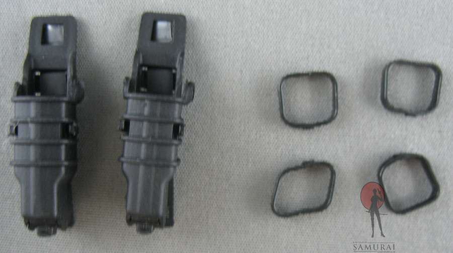 Very Hot - Pistol Pouch - 4 Binding Straps