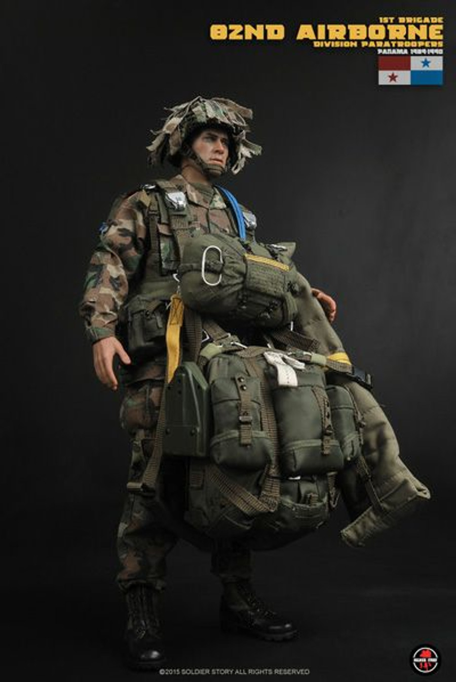 Soldier Story- SS089 - 1st Brigade, 82nd Airborne Division Paratroopers