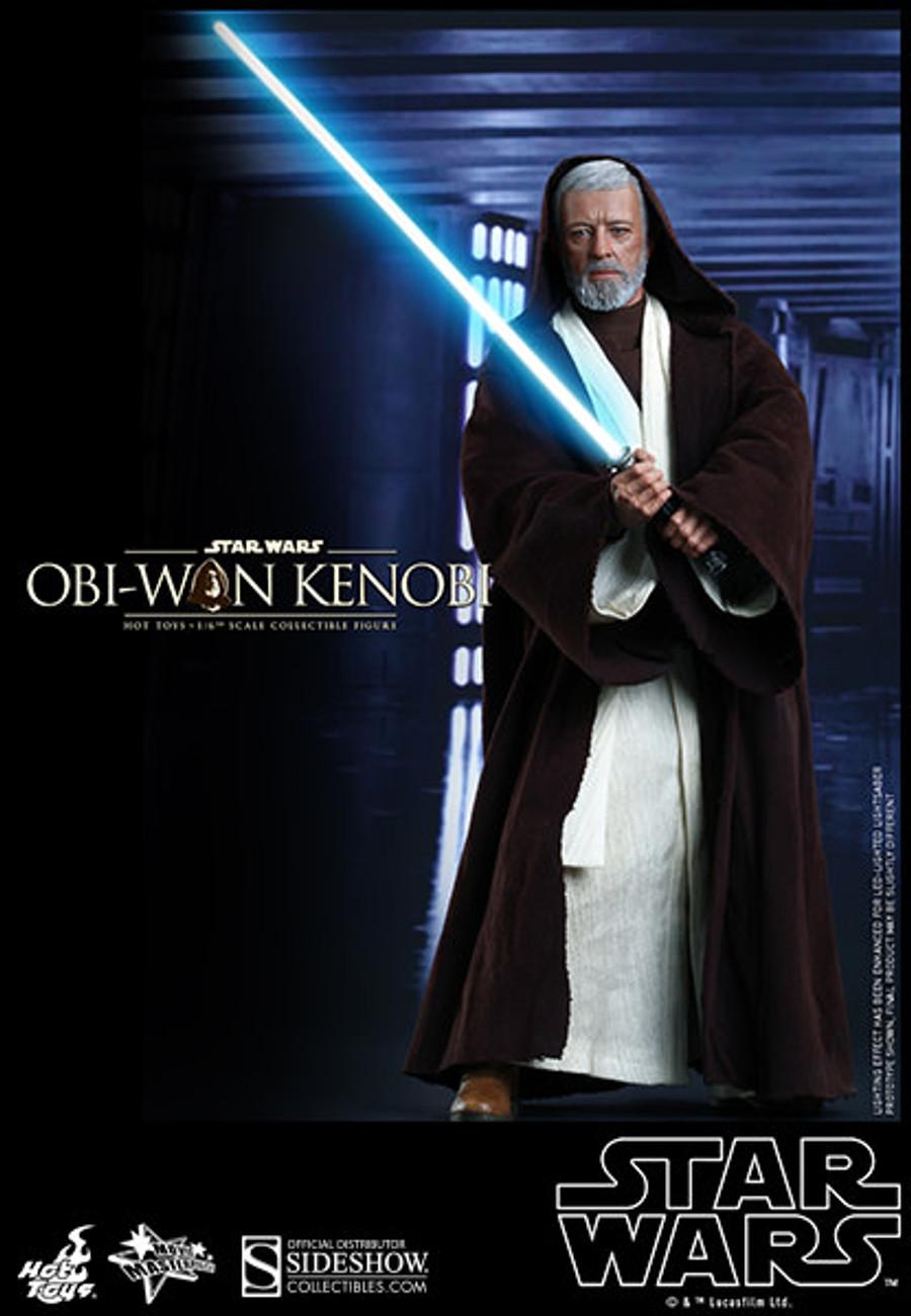 Hot Toys - Obi-Wan Kenobi - Episode IV: A New Hope