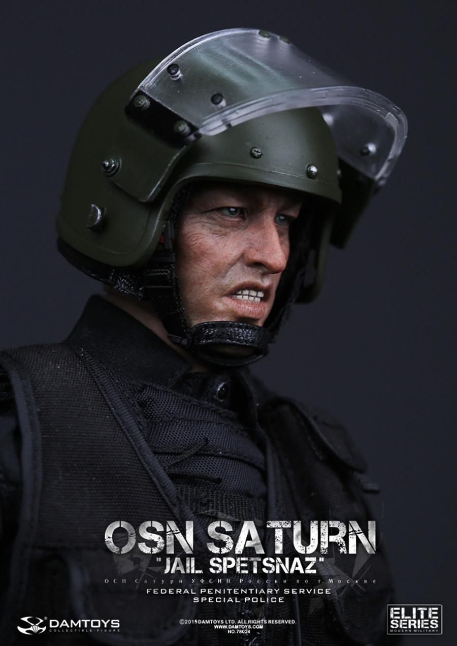 DAM - OSN Saturn Jail Spetsnaz