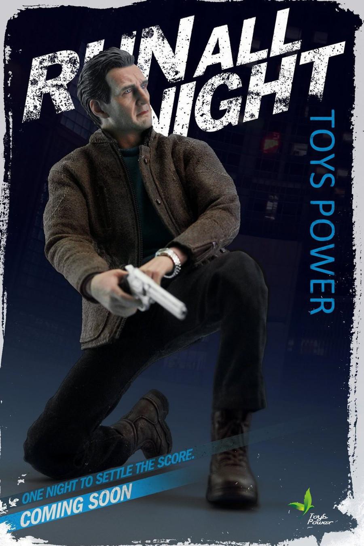 Toys Power - Run All Night Action Figure