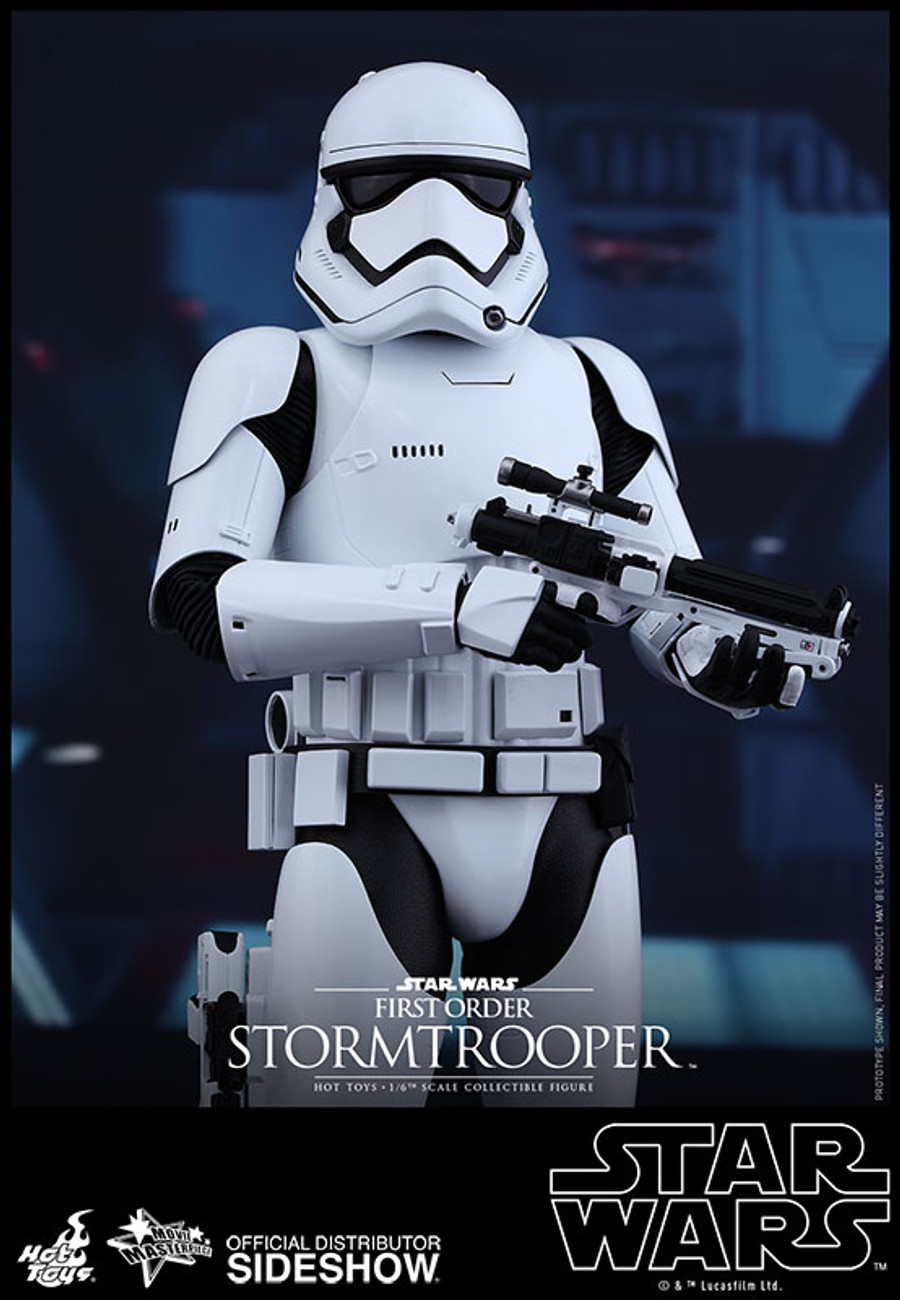 Hot Toys - Star Wars: The Force Awakens - First Order Stormtrooper