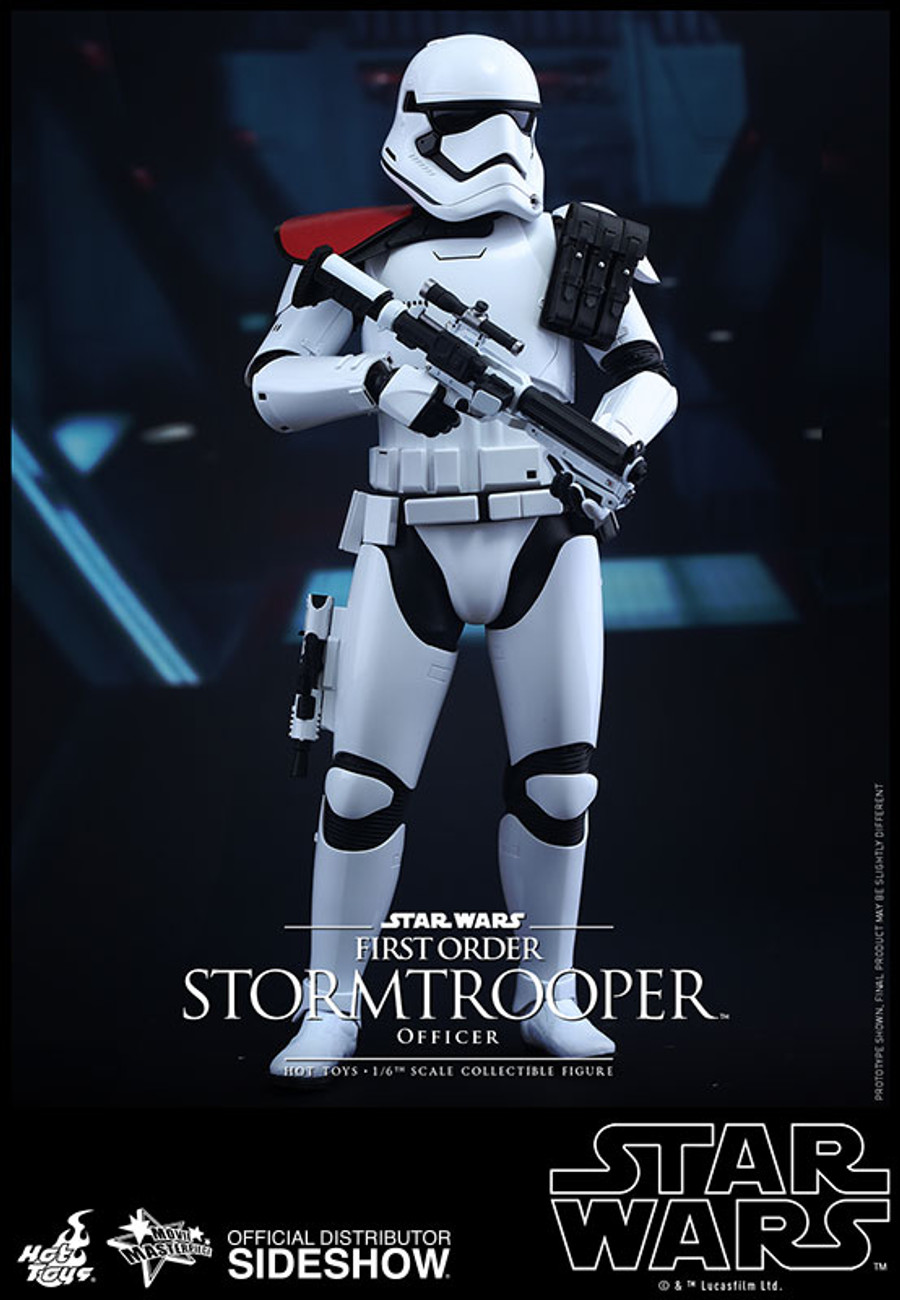 Hot Toys - Star Wars: The Force Awakens - First Order Stormtrooper Officer