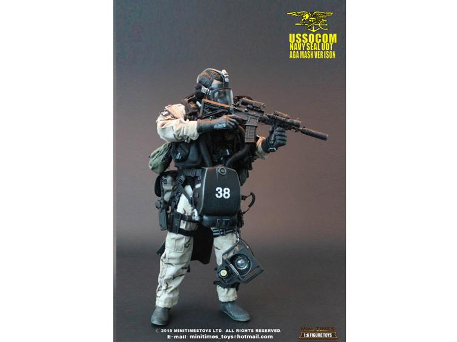 Mini Times - MT-M002 - U.S. Navy Seal UDT