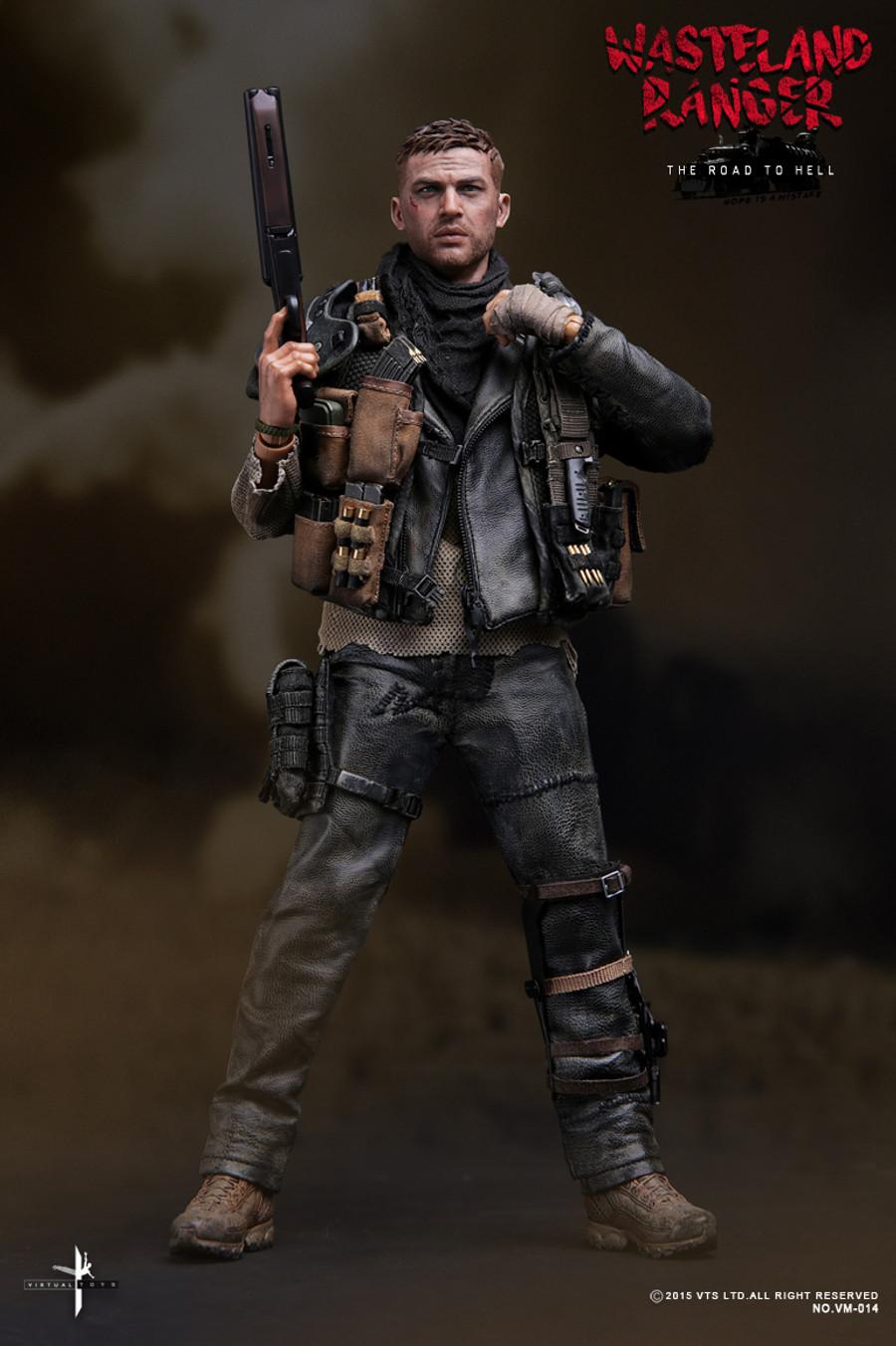 VTS Toys - Wasteland Ranger