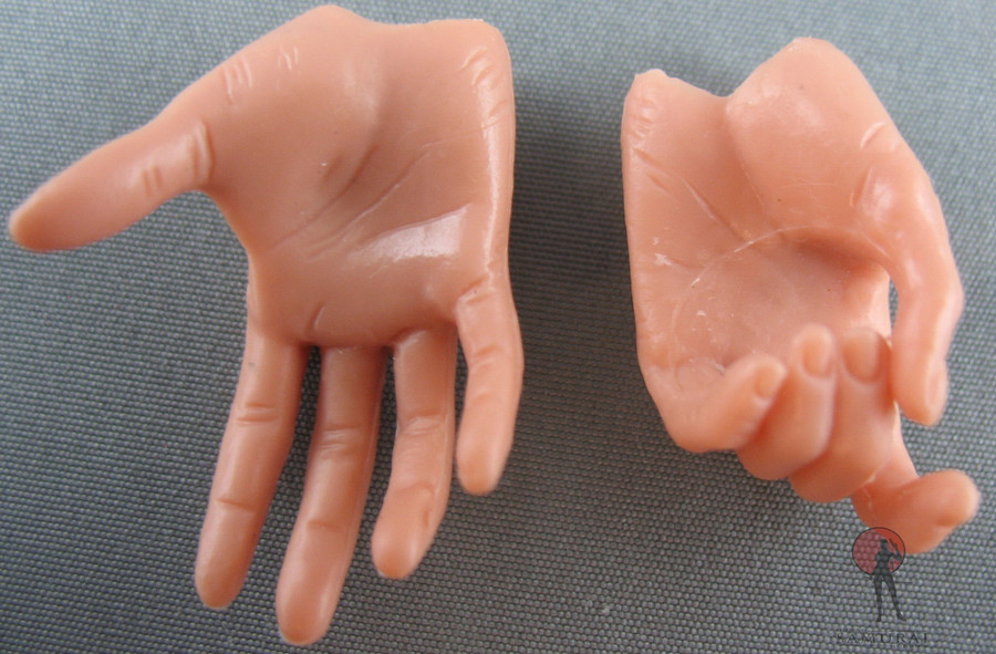 Other - Hand - Caucasian - Right Hand Grasp/Idle - Left Hand Trigger