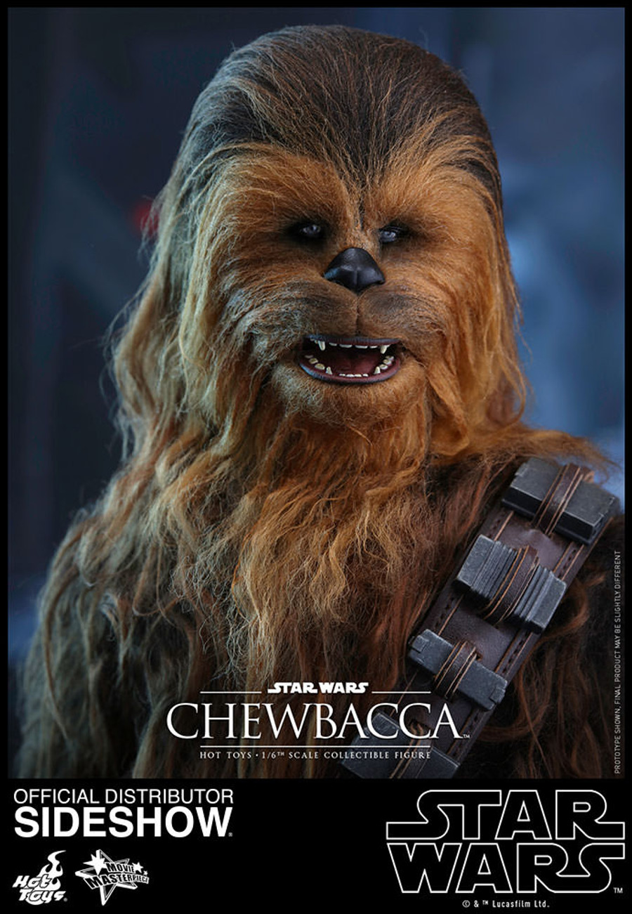 Hot Toys - Star Wars: The Force Awakens - Chewbacca