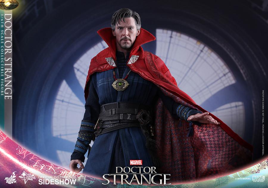 Hot Toys - Doctor Strange - Doctor Strange
