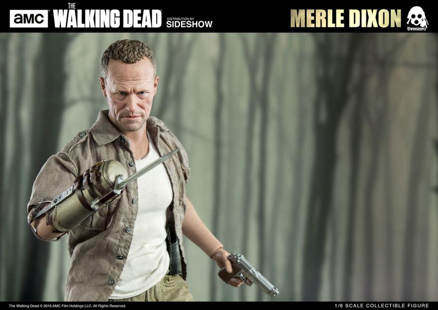 Threezero - Merle Dixon