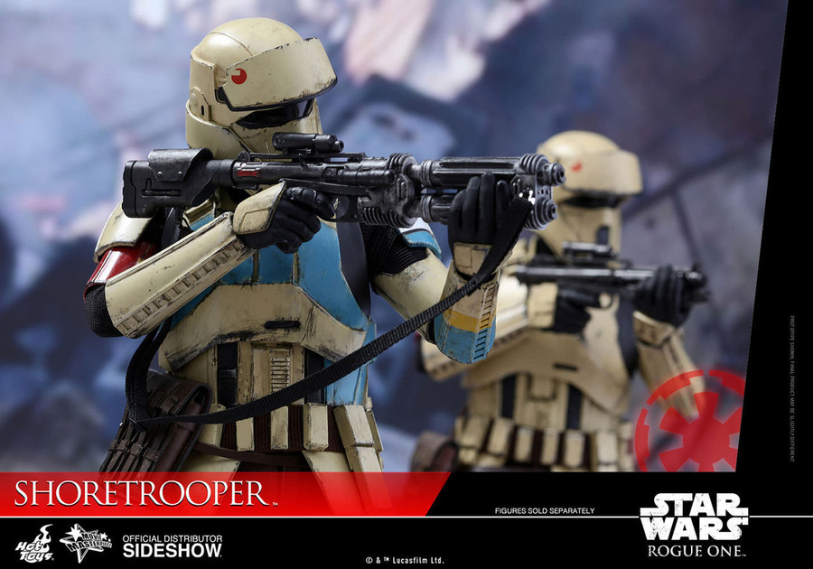 Hot Toys - Rogue One: A Star Wars Story - Shoretrooper