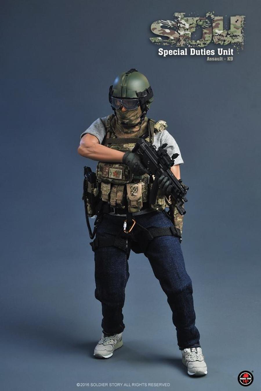 Soldier Story - Special Duties Unit - Assaulter-K9