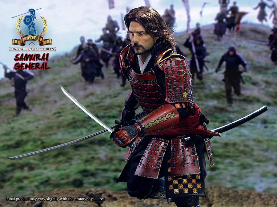 Pangaea Toy - Samurai General