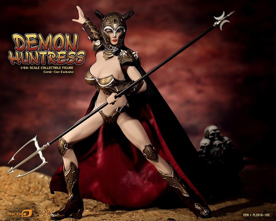 Phicen - Demon Huntress - 2016 CICF EXPO Exclusive