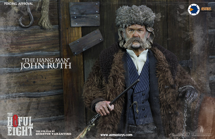 "Asmus Toys - The Hateful 8 - ""The Hang Man"" John Ruth"
