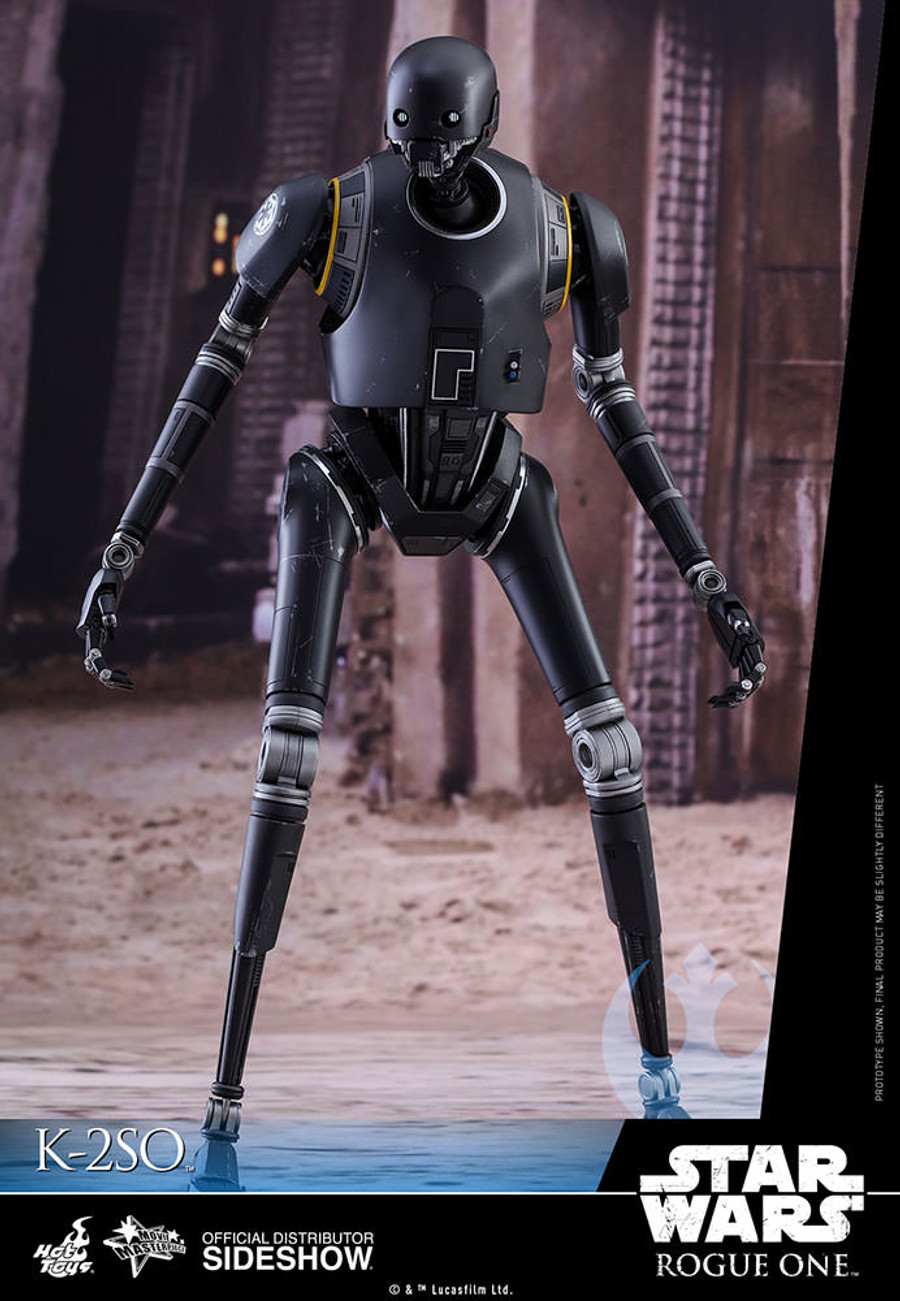 Hot Toys - Star Wars: Rogue One - K-2SO