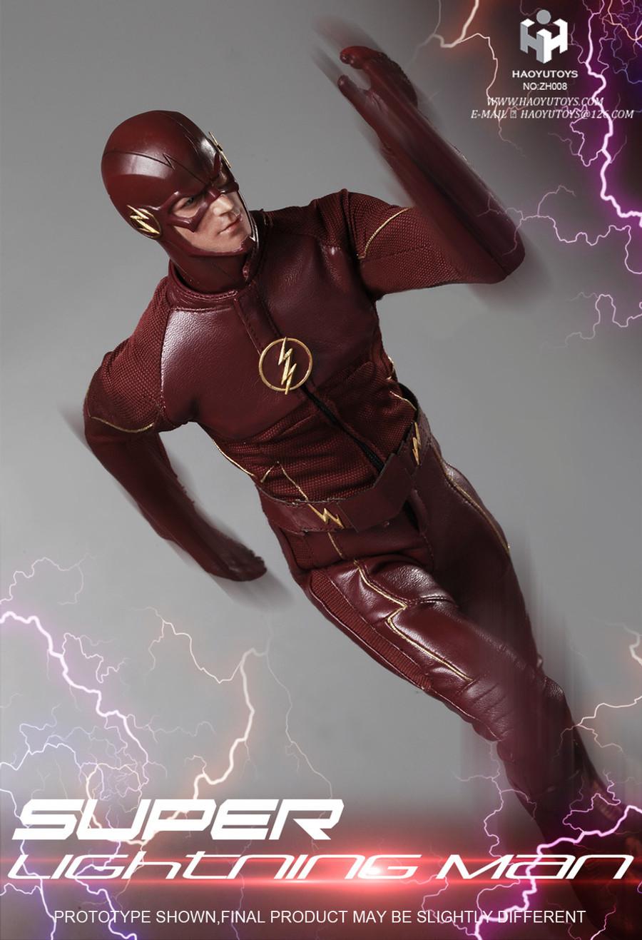 HY Toys - Super Lightning Man