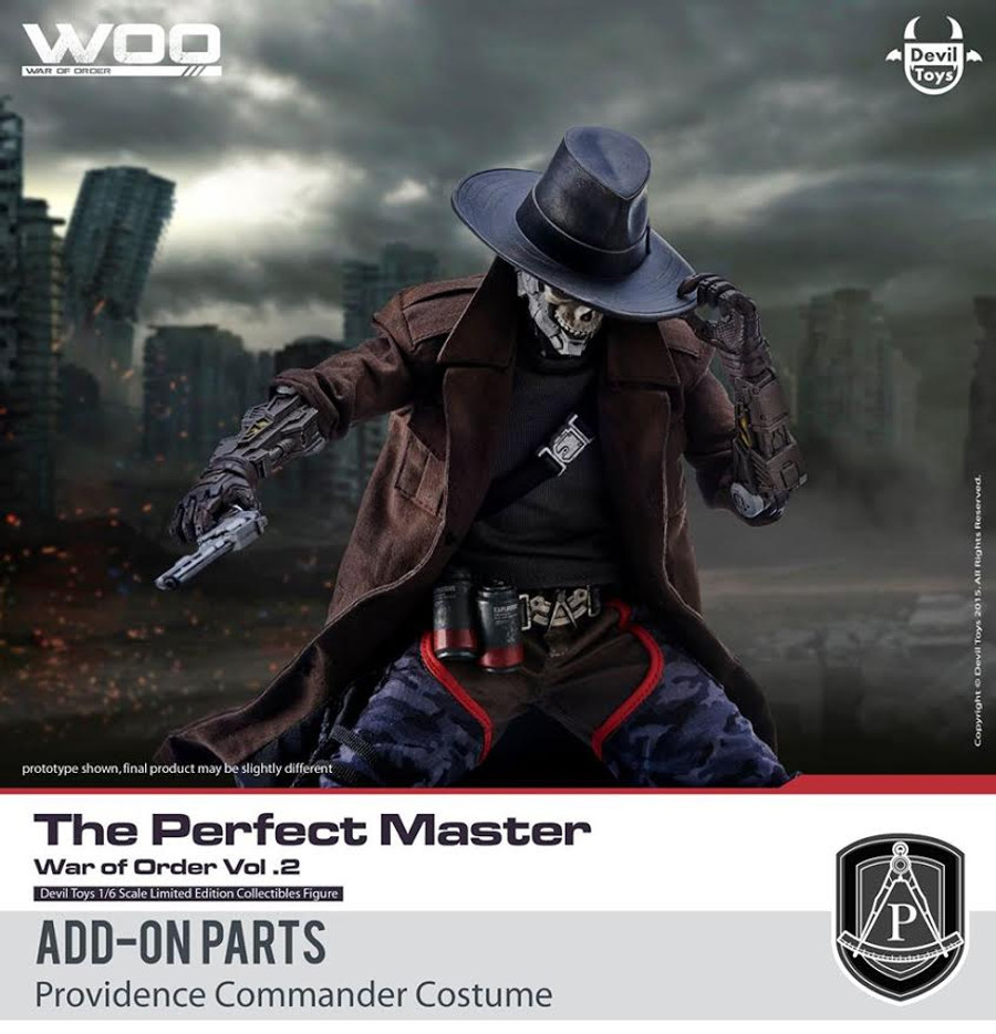 Devil Toys - War of Order Vol 02 - The Perfect Master