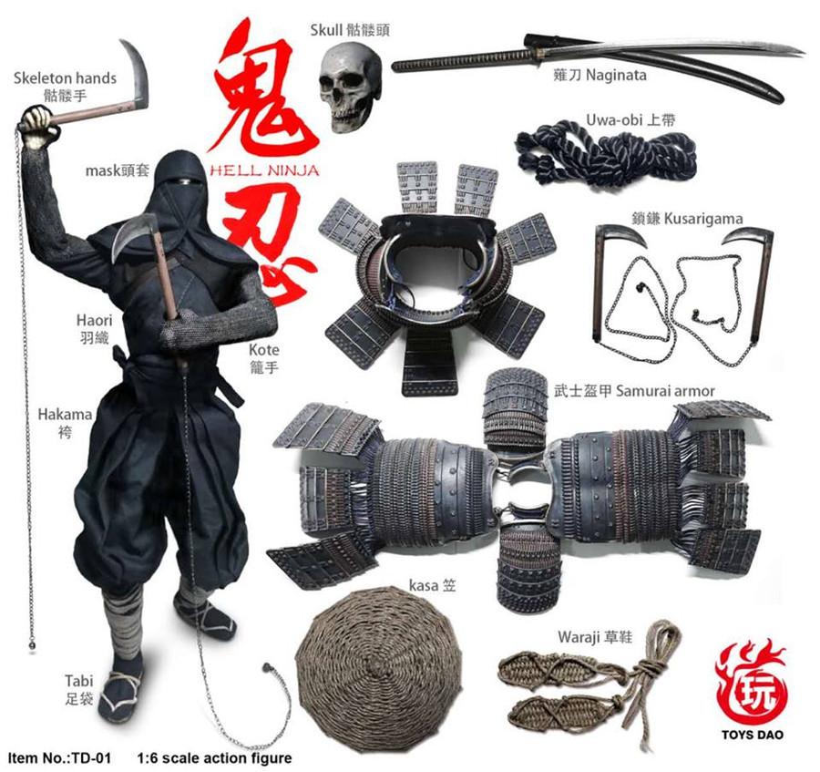 Toys Dao - Hell Ninja