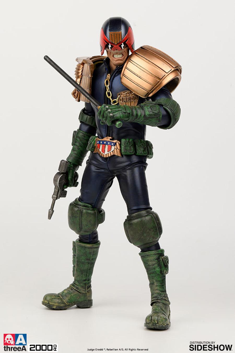 ThreeA Toys - Apocalypse War Judge Dredd