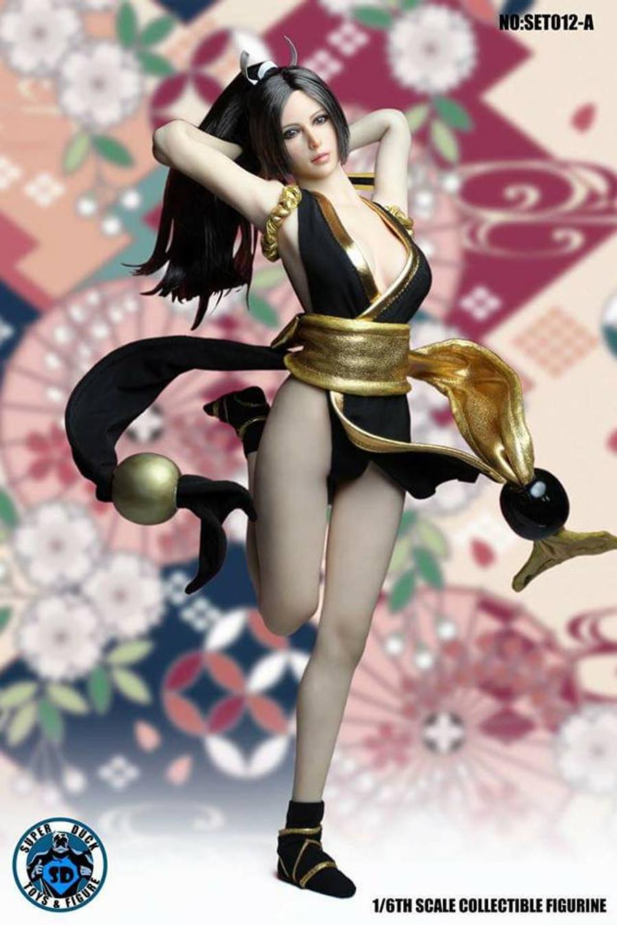 Super Duck - Cosplay Series: Fighting Girl
