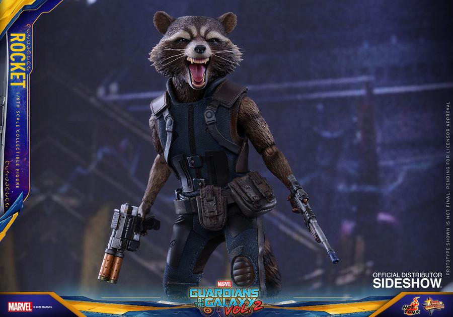 Hot Toys - Guardians of the Galaxy Vol 2 - Rocket