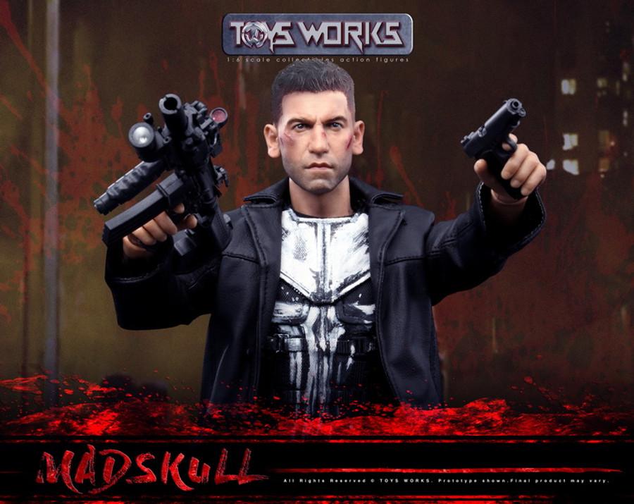 Toys Works - Mad Skull