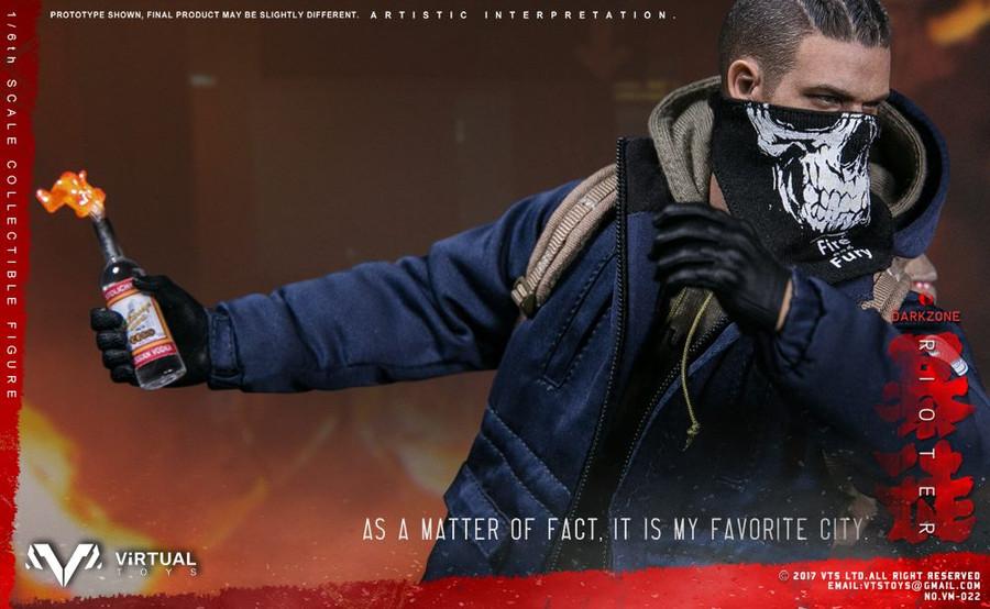 VTS Toys - The Darkzone Rioter