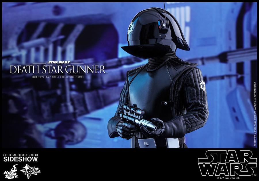 Hot Toys - Episode VI: A New Hope - Death Star Gunner