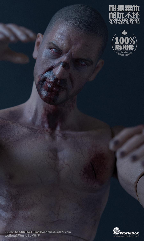 Worldbox - Zombie Durable Body Set