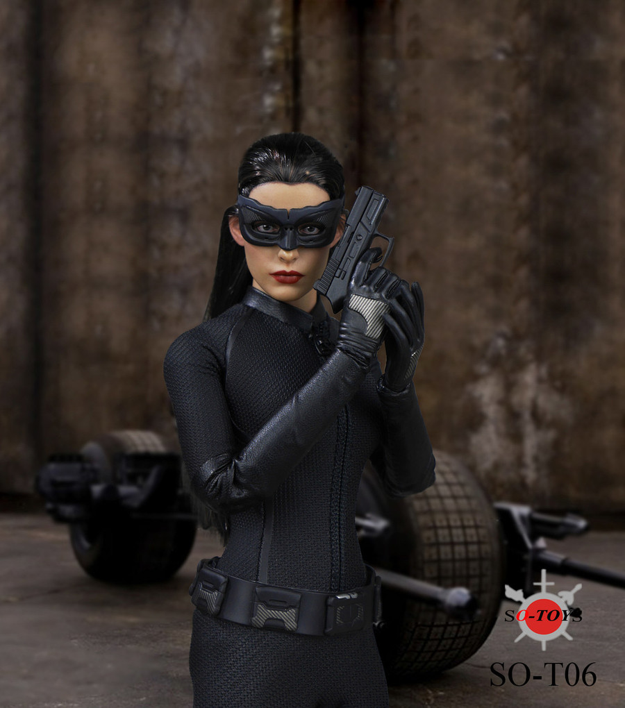 AC Play - Catwoman suit