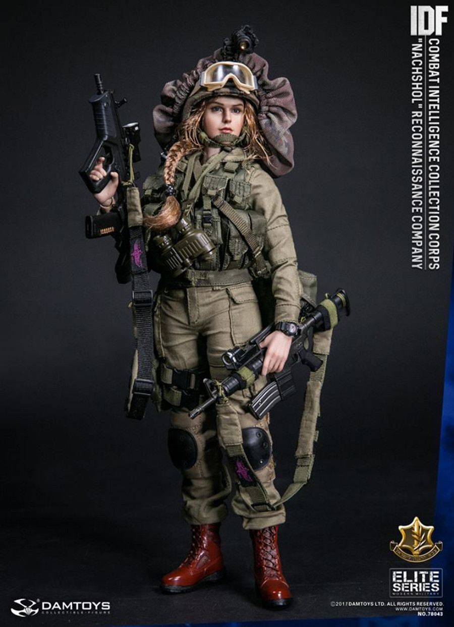 "DAM Toys - IDF Combat Intelligence Collection Corps ""Nachshol"" Reconnaissance Company"