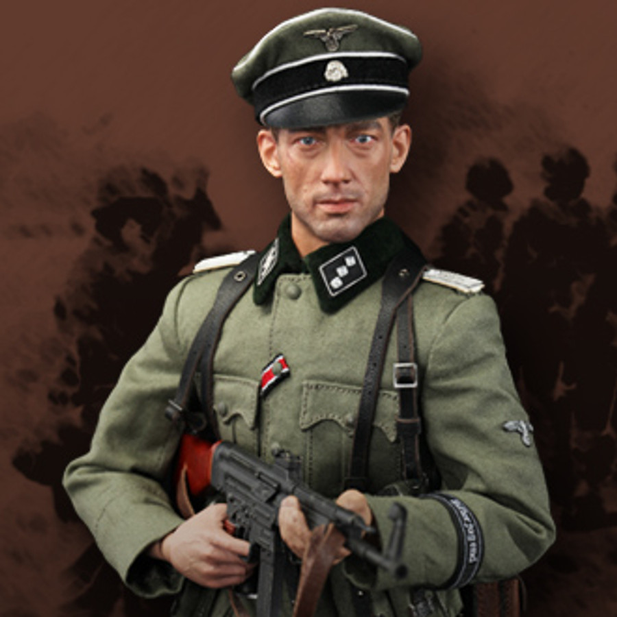 DID - 12th SS-Panzer Division Hitlerjurgen - Rainer