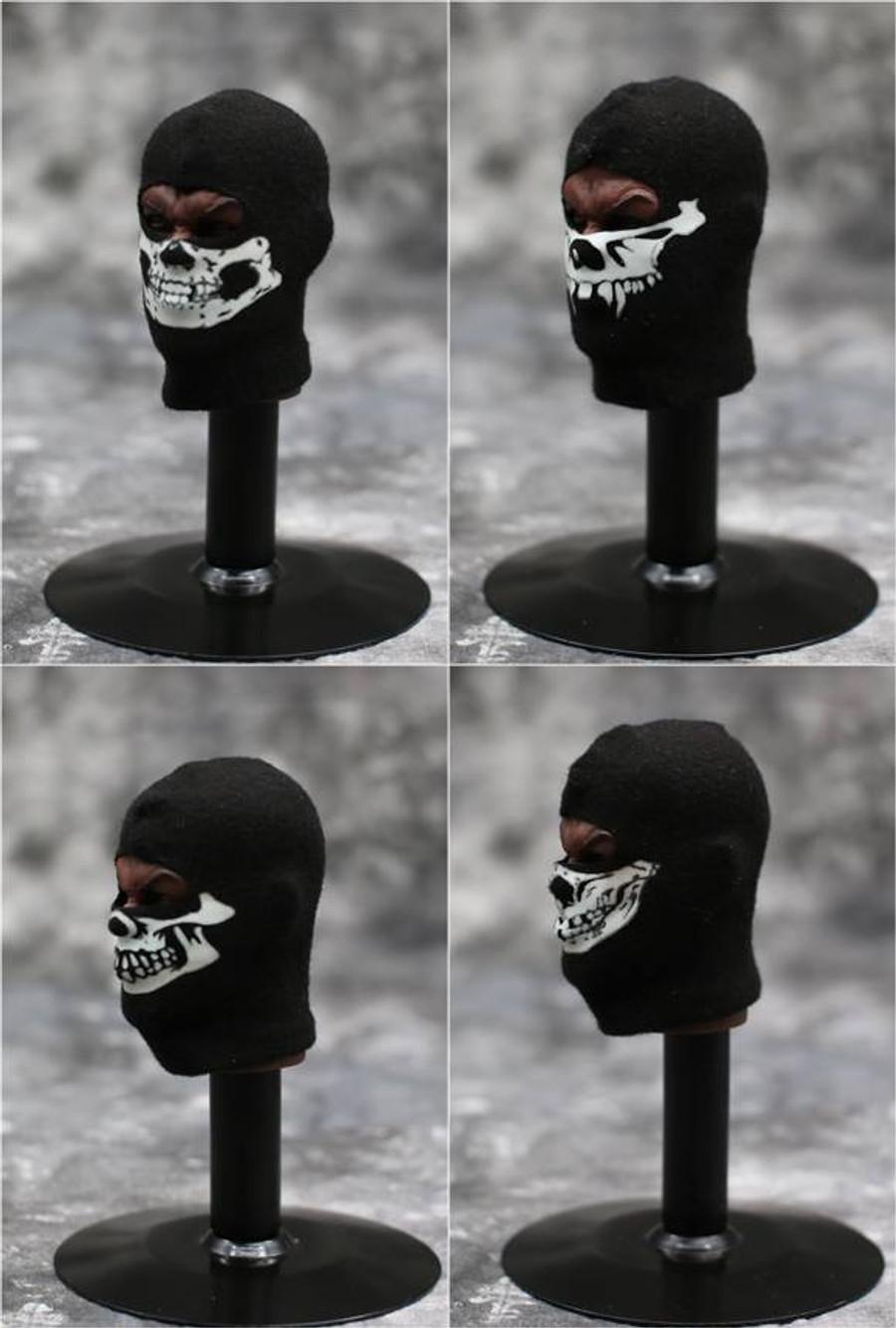 Other - Luminous Skull Balaclava