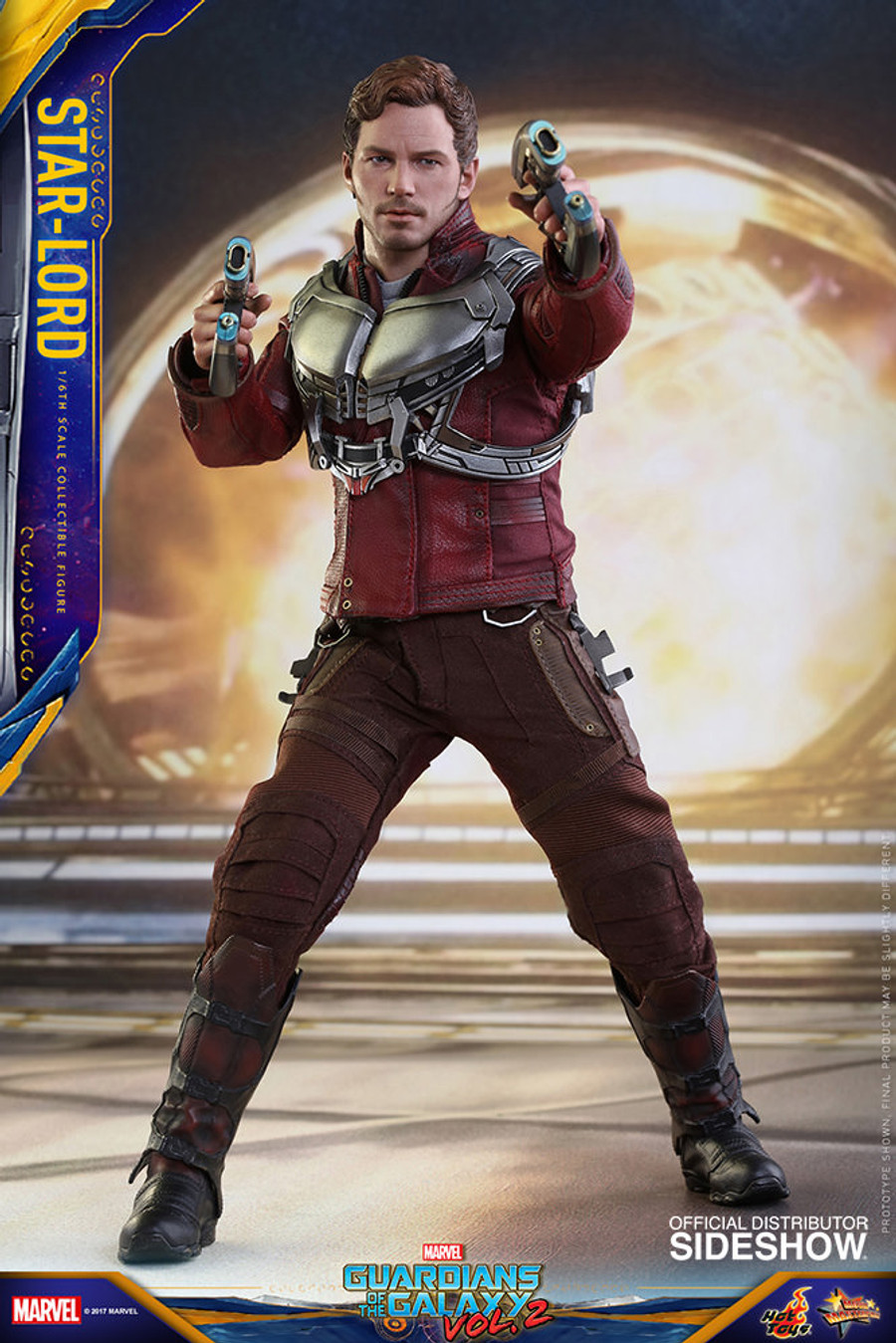 Hot Toys - Guardians of the Galaxy Vol. 2 - Star-Lord