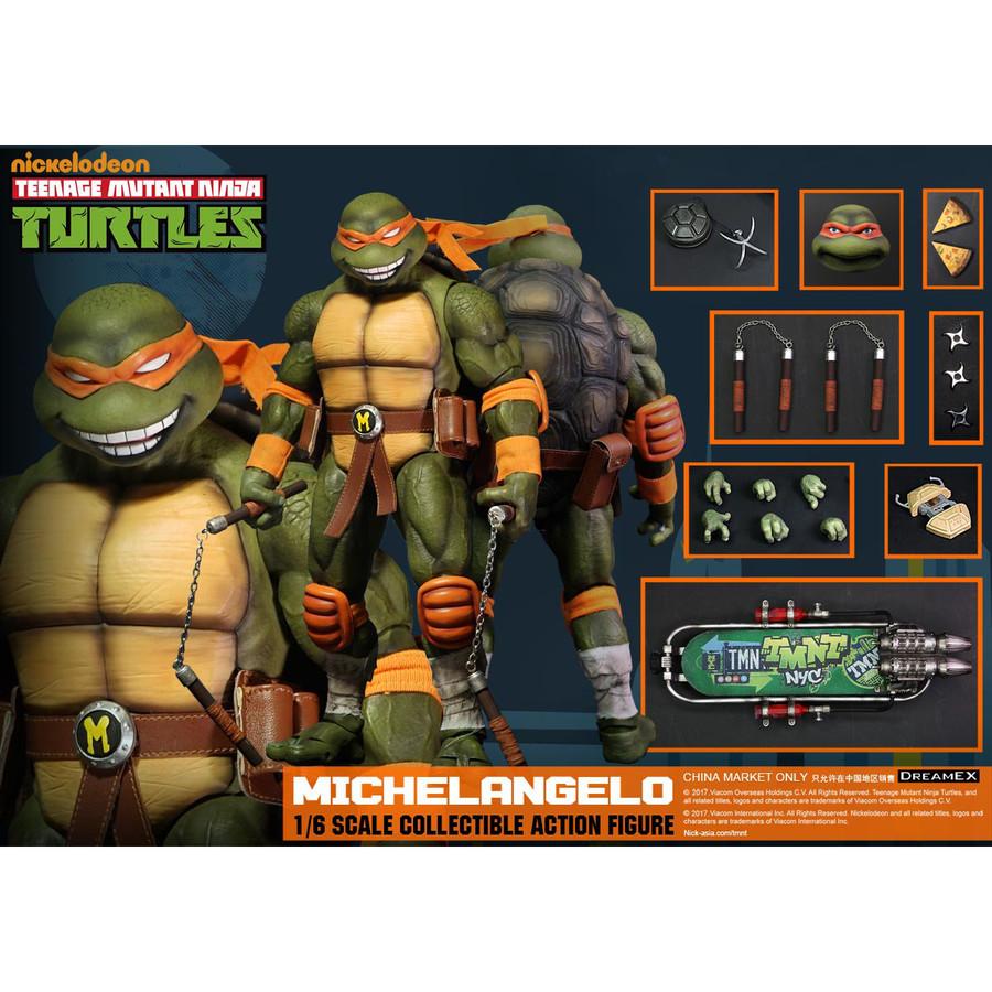 Dream Ex - Ninja Turtles - Michelangelo