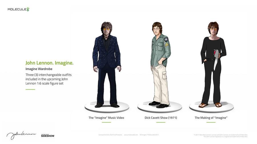 Molecule8 - John Lennon Imagine