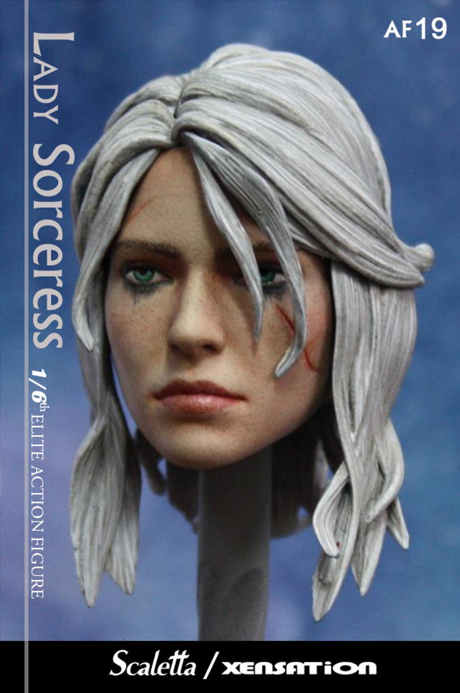 Xensation x Scaletta - The Lady Sorceress