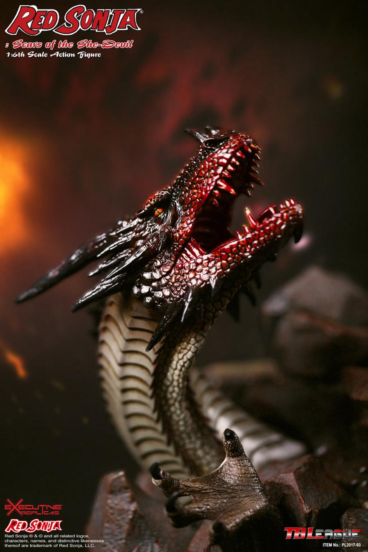 Phicen - Red Sonja: Scars of the She-Devil