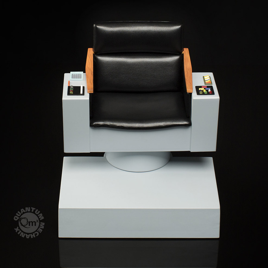Quantum Mechanix - Star Trek TOS: Captain's Chair