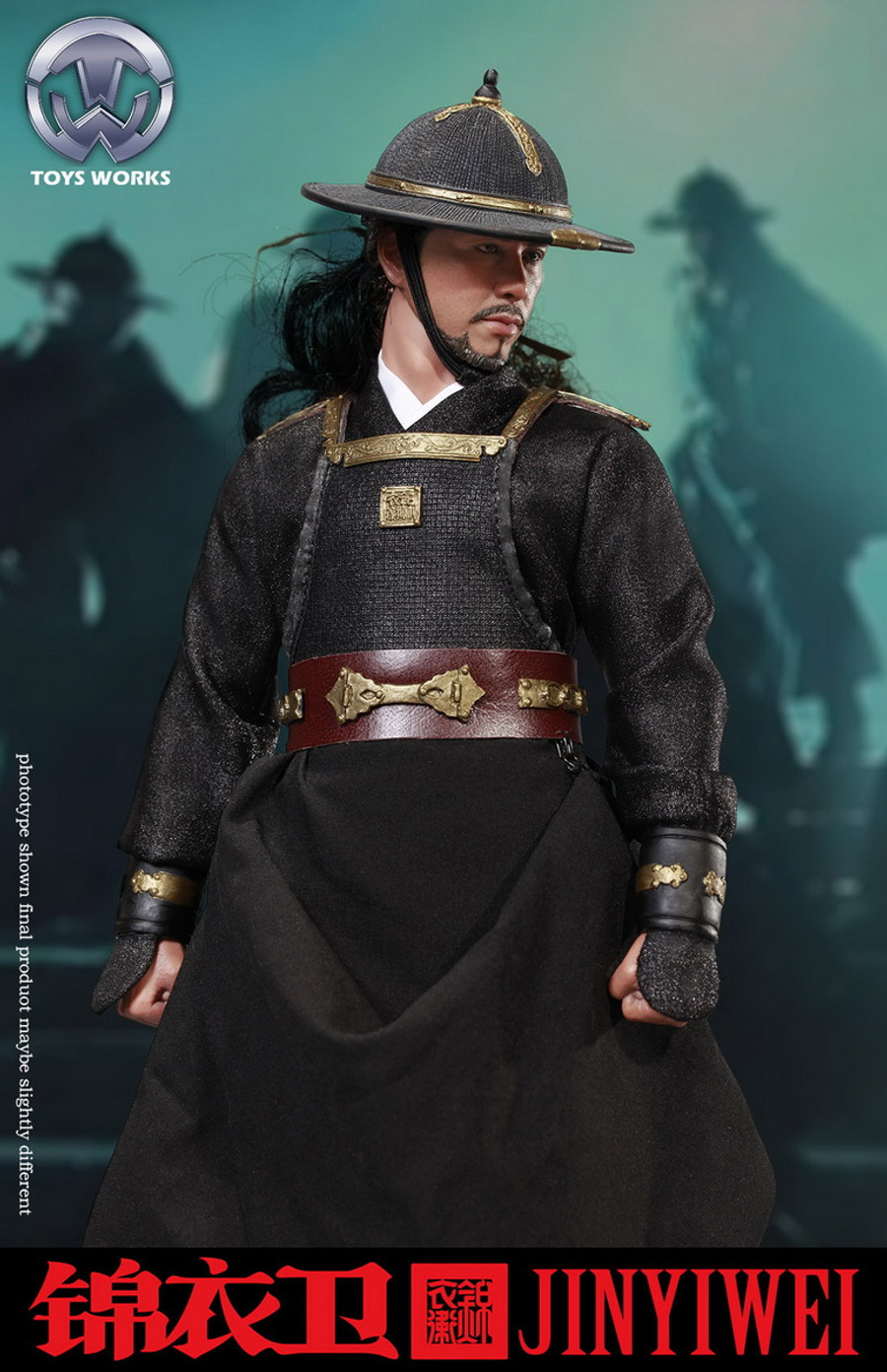 Toys Works - Ming Dynasty Embroidered Uniform Guard