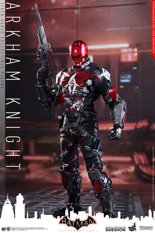 Hot Toys - Batman: Arkham Knight - Arkham Knight