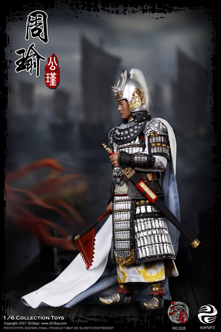 303 Toys - Zhou Yu A.K.A. Gongjin