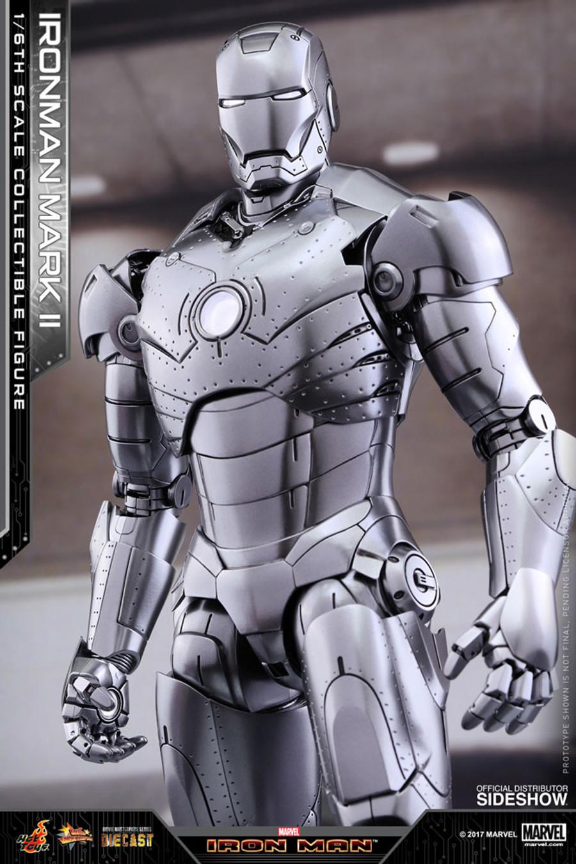 Hot Toys - Iron Man: Iron Man Mark II