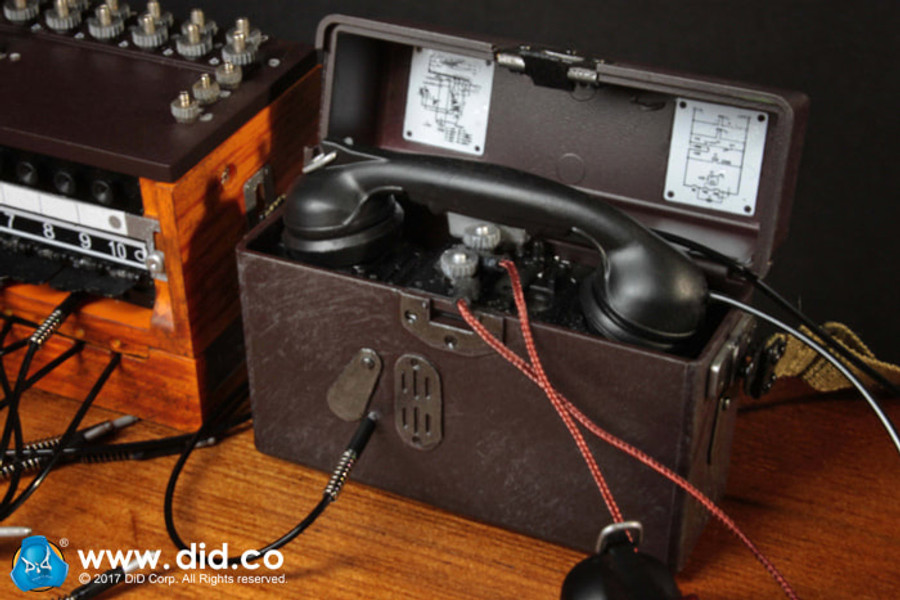 DID - WWII German Communications 2 - Drud